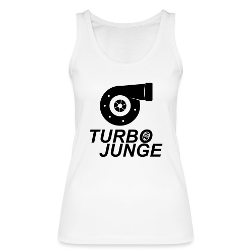 Turbojunge! - Frauen Bio Tank Top von Stanley & Stella