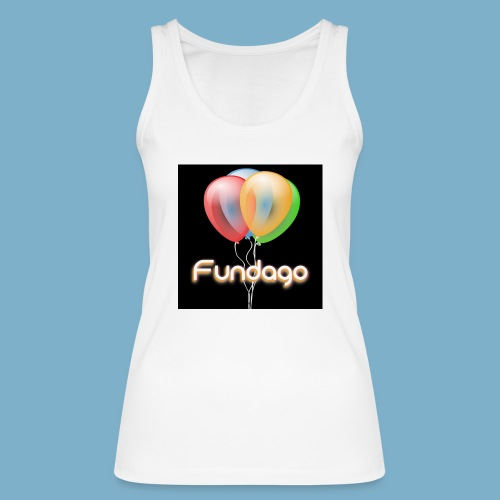 Fundago Ballon - Frauen Bio Tank Top von Stanley & Stella
