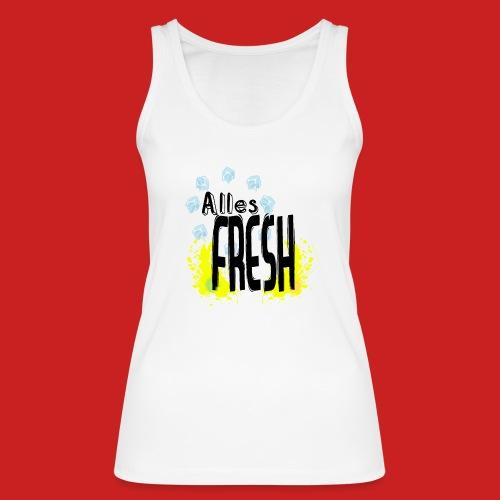 Alles Fresh / Frisch Sommer Eis - Frauen Bio Tank Top von Stanley & Stella