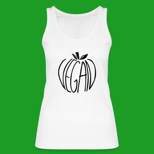 Vegan Apple - Débardeur bio Femme