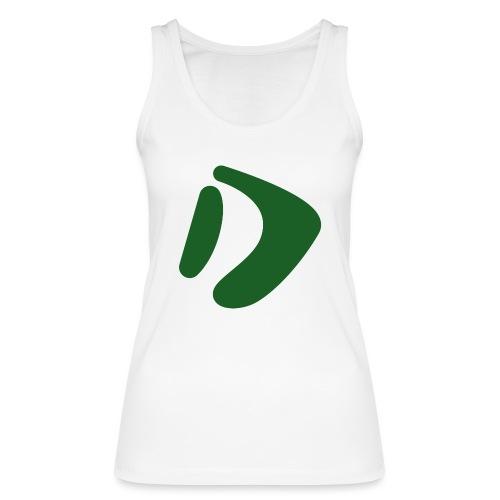 Logo D Green DomesSport - Frauen Bio Tank Top von Stanley & Stella