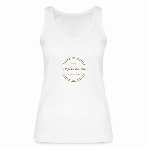 Schtephinie Evardson Premium Range - Women's Organic Tank Top by Stanley & Stella
