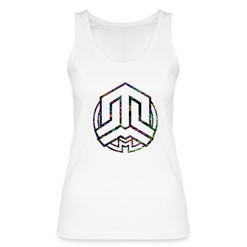 Cookie logo colors - Women's Organic Tank Top by Stanley & Stella