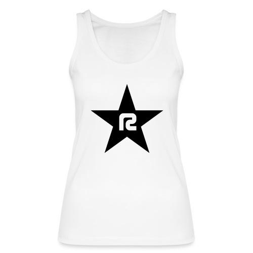 R STAR - Frauen Bio Tank Top von Stanley & Stella