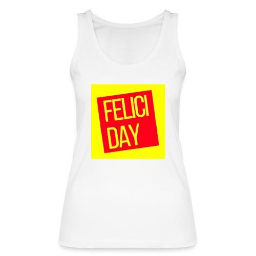 Feliciday - Camiseta de tirantes ecológica mujer de Stanley & Stella