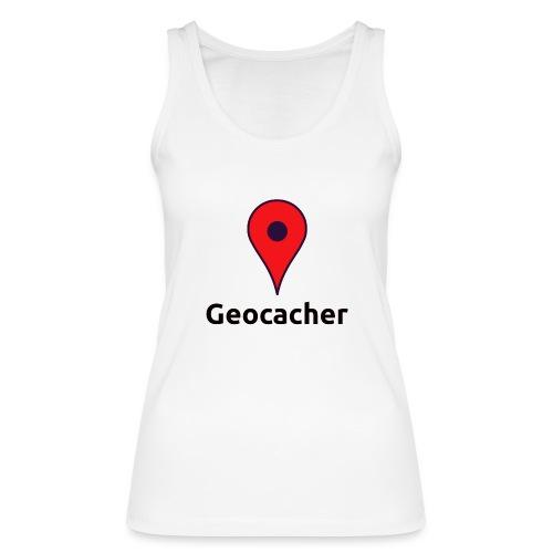 Geocacher - Frauen Bio Tank Top von Stanley & Stella