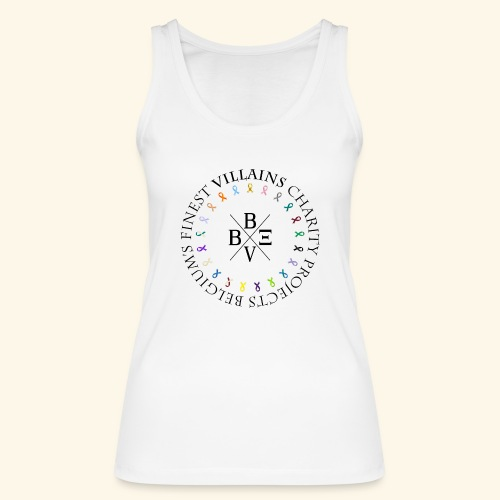 BVBE Charity Projects - Women's Organic Tank Top by Stanley & Stella