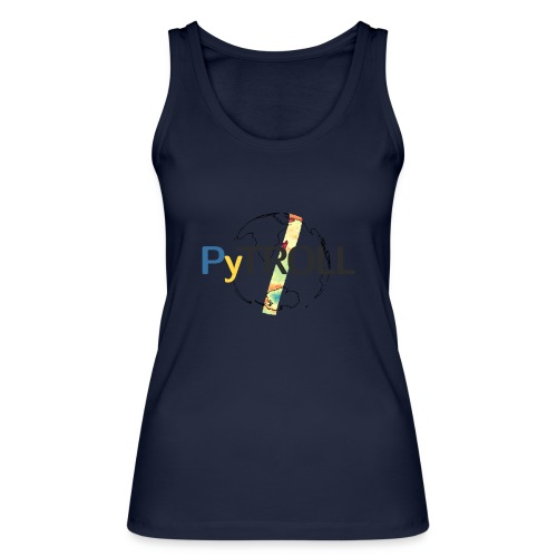 light logo spectral - Women's Organic Tank Top by Stanley & Stella