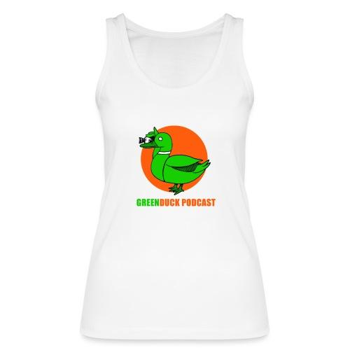 Greenduck Podcast Logo - Økologisk Stanley & Stella tanktop til damer