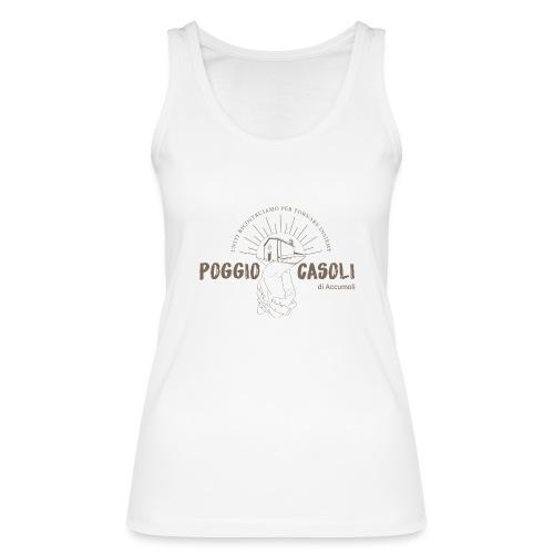 Poggio Casoli_Istituzionale - Top ecologico da donna di Stanley & Stella