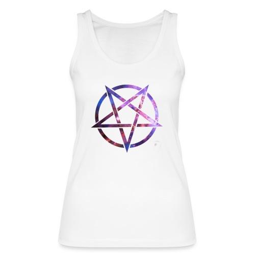 Cosmic Pentagramm - Women's Organic Tank Top by Stanley & Stella