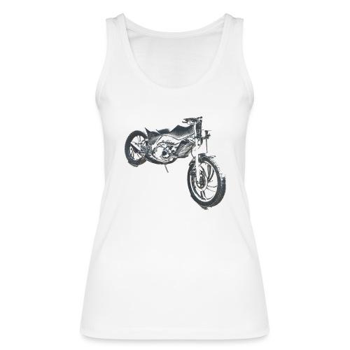 bike (Vio) - Women's Organic Tank Top by Stanley & Stella