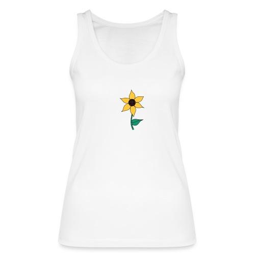 Sunflower - Vrouwen bio tanktop van Stanley & Stella