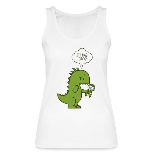 Bio-Dinosaurier - Frauen Bio Tank Top von Stanley & Stella