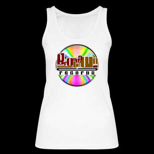 BROWNSTOWN RECORDS - Women's Organic Tank Top by Stanley & Stella