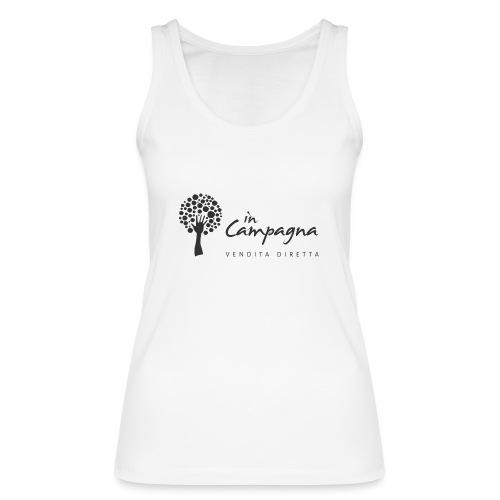 InCampagna logo png - Vrouwen bio tanktop van Stanley & Stella