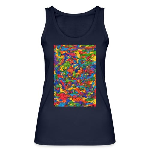 Color_Style - Camiseta de tirantes ecológica mujer de Stanley & Stella