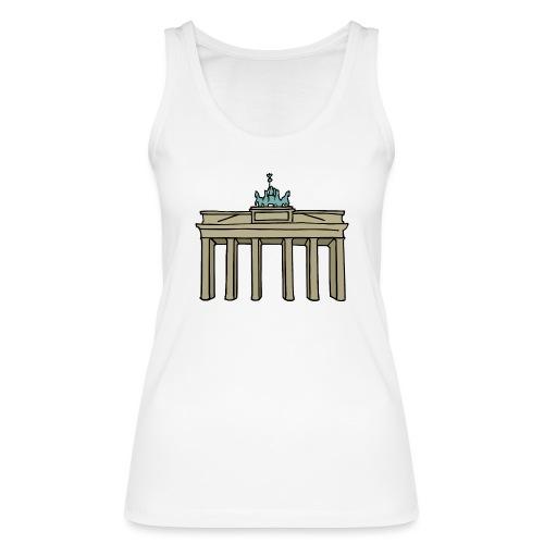 Porte de Brandebourg BERLIN c - Débardeur bio Femme
