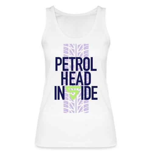 Petrolhead inside - Débardeur bio Femme