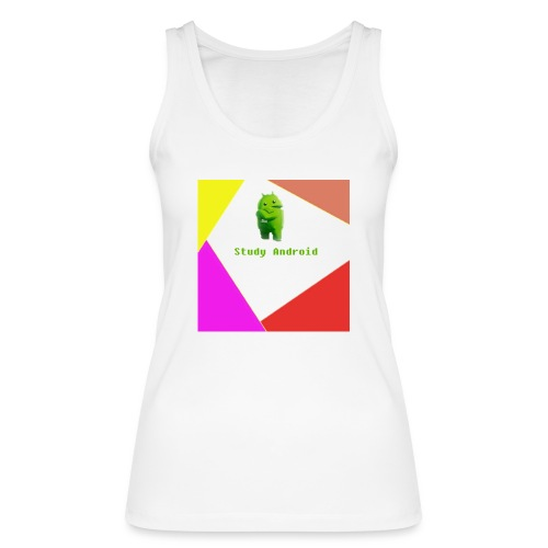 Study Android - Camiseta de tirantes ecológica mujer de Stanley & Stella