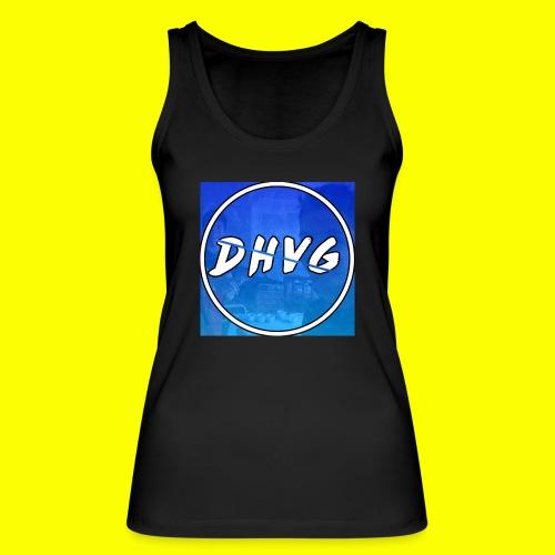 DusHeelVeelgamen New T shirt - Vrouwen bio tanktop van Stanley & Stella