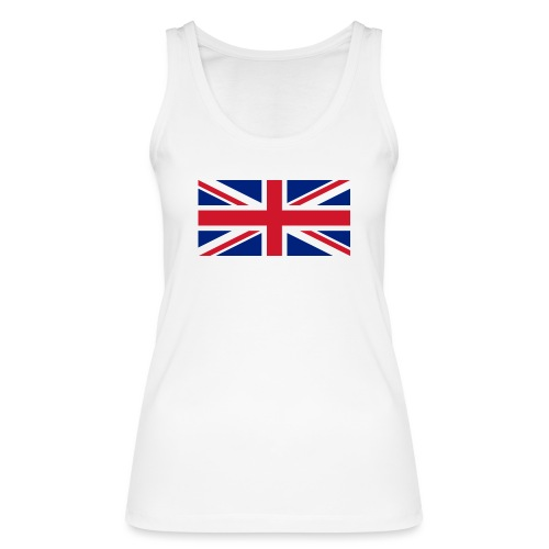 United Kingdom - Women's Organic Tank Top by Stanley & Stella