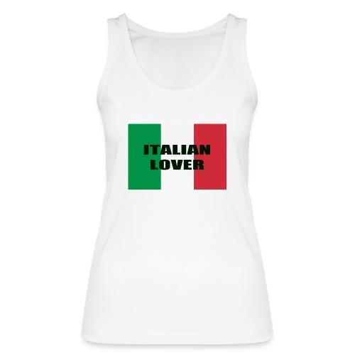 ITALIAN LOVER - Top ecologico da donna di Stanley & Stella