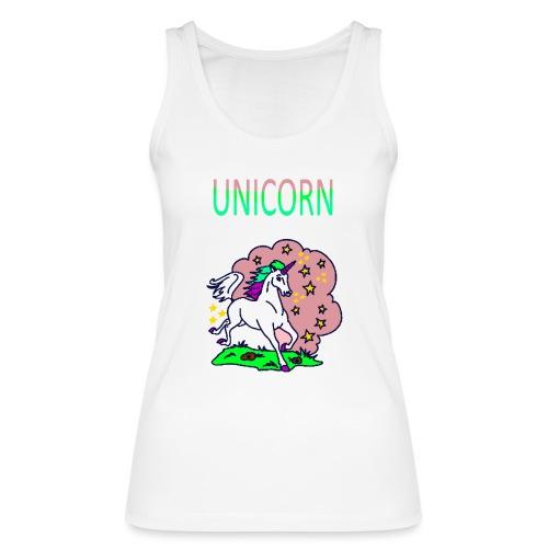 Einhorn unicorn - Frauen Bio Tank Top von Stanley & Stella