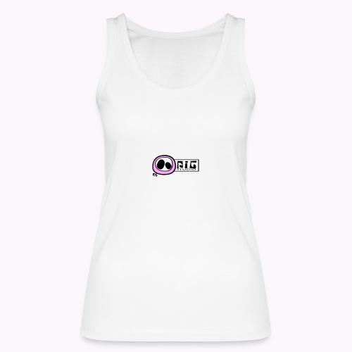 logo_PIGstudio-png - Top ecologico da donna di Stanley & Stella
