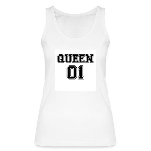Queen 01 - Débardeur bio Femme