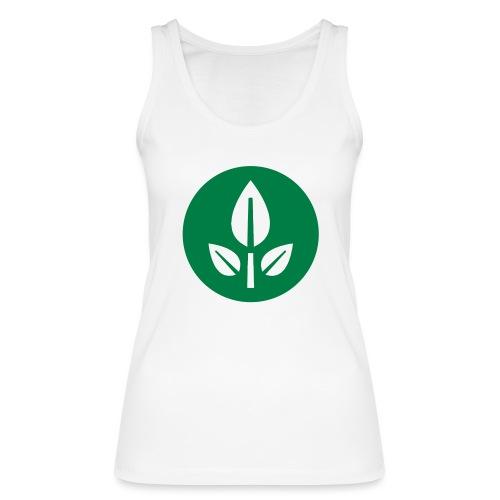 EVE Flower Plant Symbol - Women's Organic Tank Top by Stanley & Stella