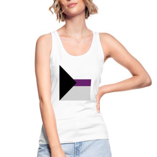 Demisexuell Flagge - Frauen Bio Tank Top von Stanley & Stella