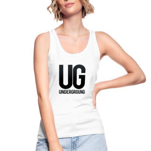 UG underground - Women's Organic Tank Top by Stanley & Stella