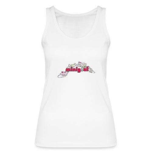 Maglietta Donna Liguria - Top ecologico da donna di Stanley & Stella