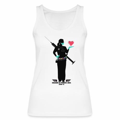 Nuestras Heroinas. - Camiseta de tirantes ecológica mujer de Stanley & Stella