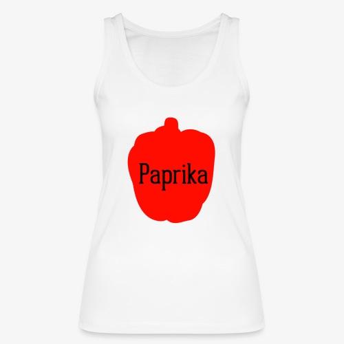 Paprika - Frauen Bio Tank Top von Stanley & Stella