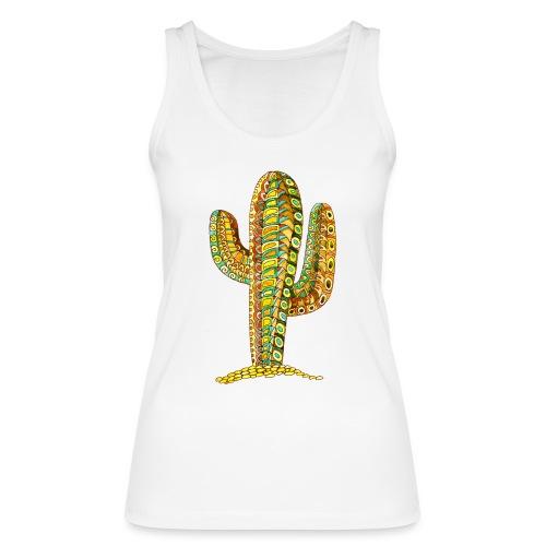 Le cactus - Débardeur bio Femme