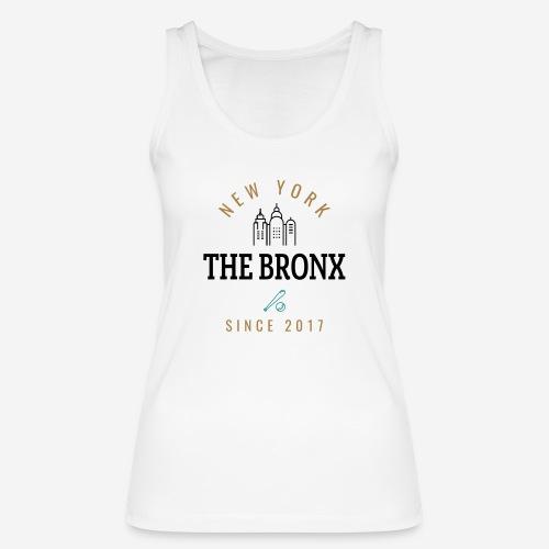 NEW YORK - THEBRONX - Top ecologico da donna di Stanley & Stella