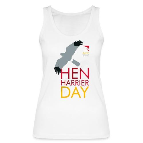 Hen Harrier Day T-Shirt - Women's Organic Tank Top by Stanley & Stella