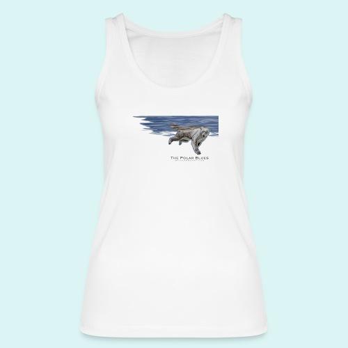 Polar-Blues-SpSh - Women's Organic Tank Top by Stanley & Stella