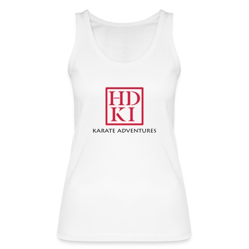 Karate Adventures HDKI - Women's Organic Tank Top by Stanley & Stella
