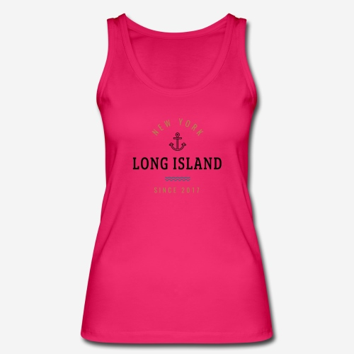 NEW YORK - LONG ISLAND - Top ecologico da donna di Stanley & Stella