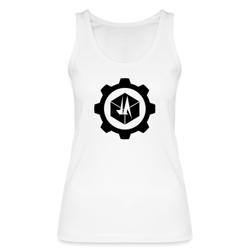 Jebus Adventures Logo (Transparent) - Women's Organic Tank Top by Stanley & Stella