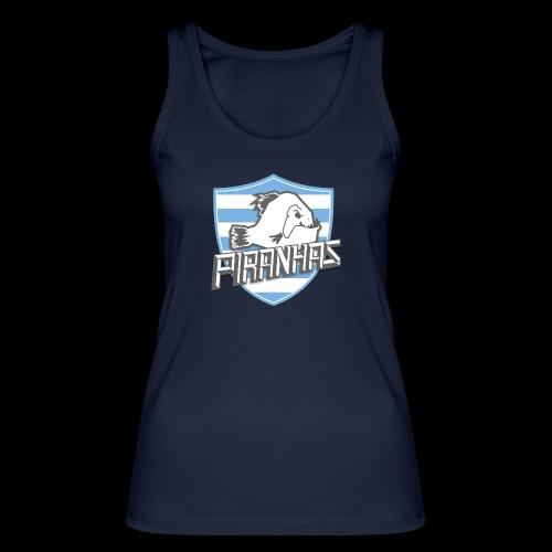 Logo Piranhas v5 - Débardeur bio Femme