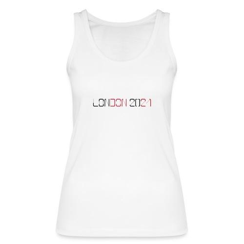 LONDON 2021 - Camiseta de tirantes ecológica mujer de Stanley & Stella
