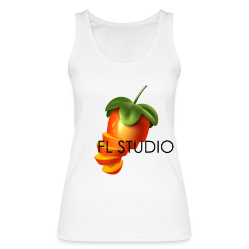 Sliced Sweaty Fruit - Women's Organic Tank Top by Stanley & Stella