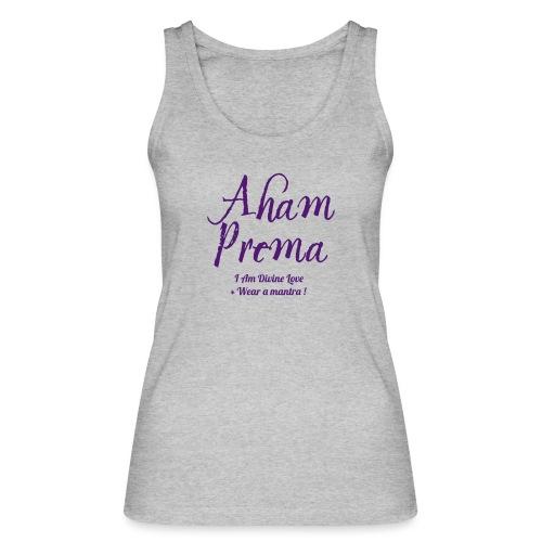 AHAM PREMA - Top ecologico da donna di Stanley & Stella