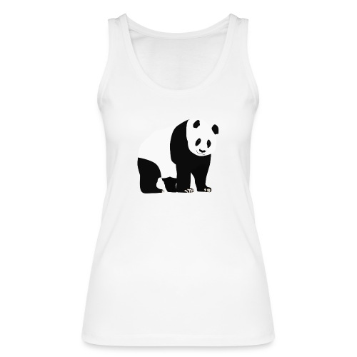 Panda - Stanley & Stellan naisten luomutanktoppi