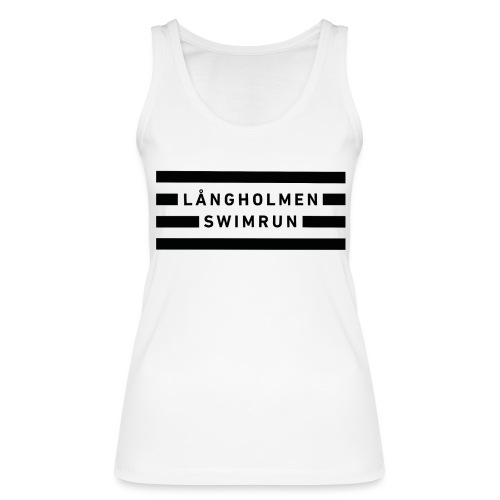 L ngholmen Swimrun Race Logo png - Ekologisk tanktopp dam från Stanley & Stella