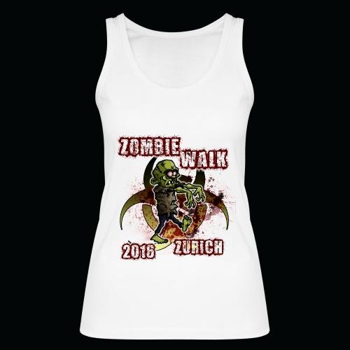 shirt zombie walk3 - Frauen Bio Tank Top von Stanley & Stella